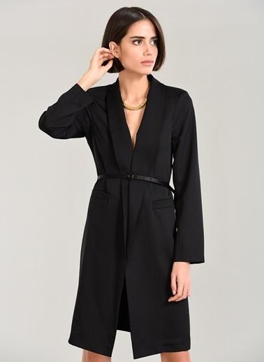 Şal Yaka Uzun Ceket-People By Fabrika
